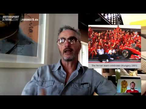 A Drink With Eddie Irvine, Episode #5 (Why Michael Schumacher was so important for Ferrari)