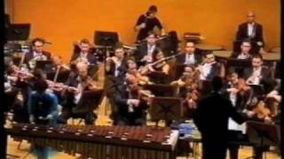 "Keiko Abe playing ""Prism Rhapsody"" for Marimba and Orchestra"