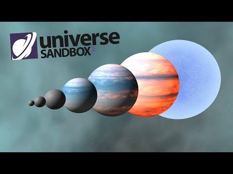 Making Eris A Star, Universe Sandbox ²
