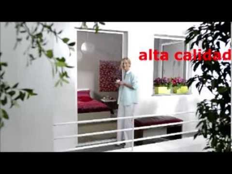 sondecasa com+mosquitero+enrollable+puerta+aluminio