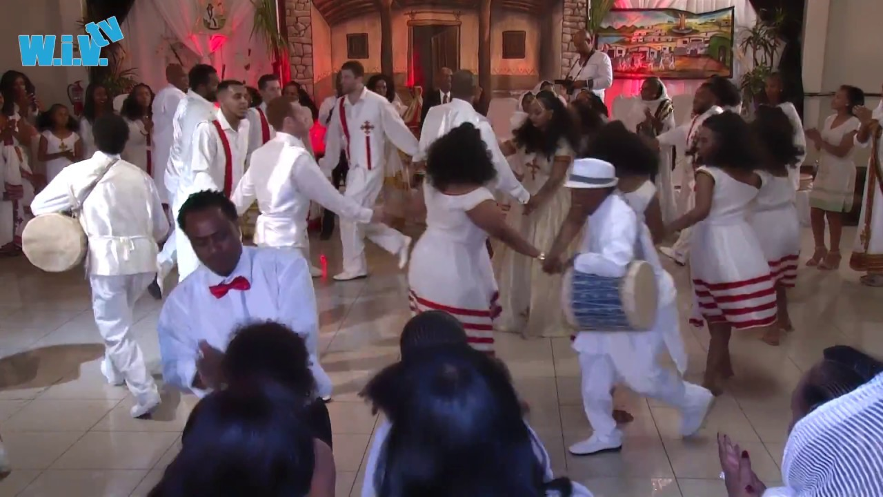 Best Ethiopian Wedding Dance