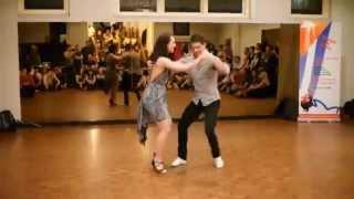 IMS - Tari salsa paduan indah gerakan pinggul dan langkah energik