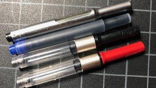 Lamy Fountain Pen Converters Explained: Z24 vs Z28, Z26 vs Z27, Z27 vs Z28