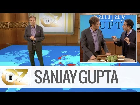 The New Aging Secrets Dr. Sanjay Gupta Uncovered