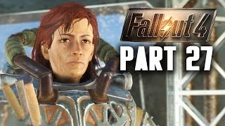 Fallout 4 Walkthrough Part 27 - TACTICAL THINKING (PC Gameplay 60FPS)