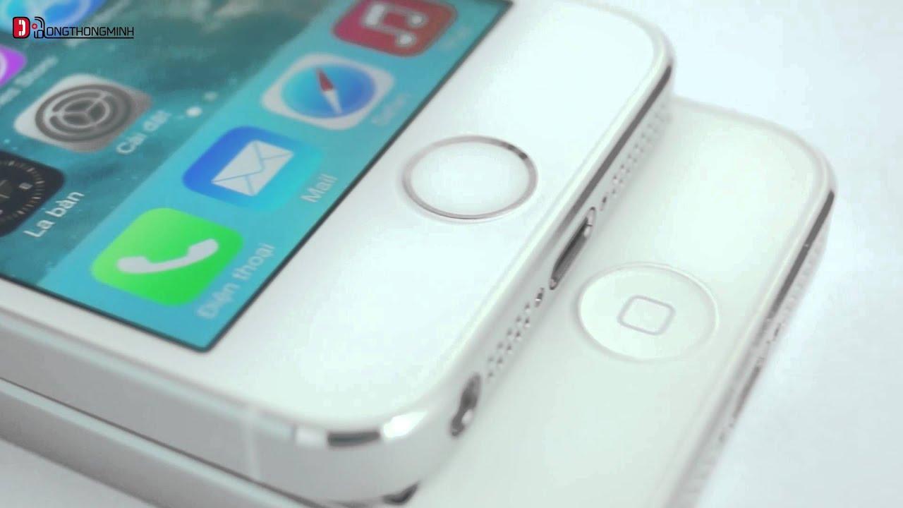 IPHONE 5S – Đập hộp và trên tay