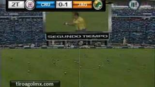 Cruz Azul vs Jaguares Apertura 2009 Jornada 1 0 2
