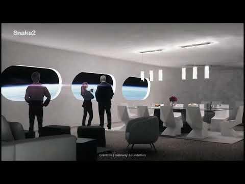 El primer hotel en el espacio