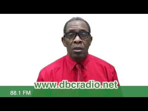 Manager of DBS Radio Cecil Joseph