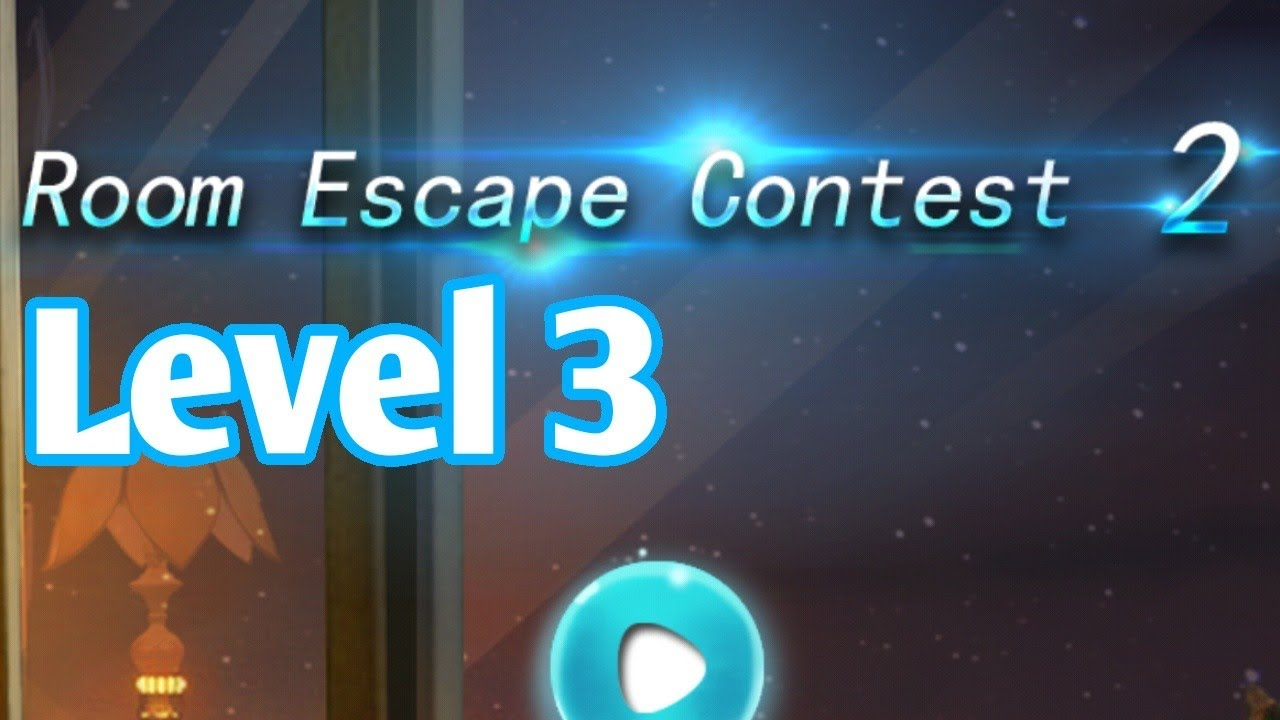 Room Escape Contest 2 Level 3 Walkthrough - YouTube