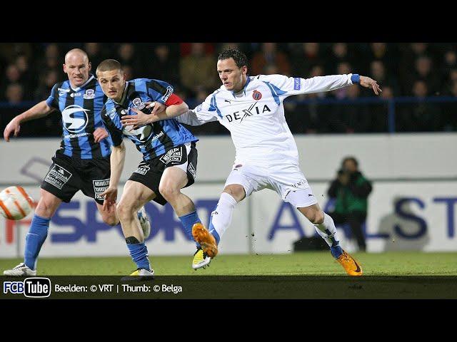 2007-2008 - Jupiler Pro League - 27. FC Dender - Club Brugge 1-0