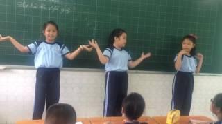 Gà gáy - Lớp 3/4 Hs Nguyễn Huệ
