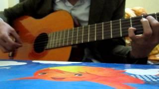Chờ em (Jimmy Nguyễn) guitar cover