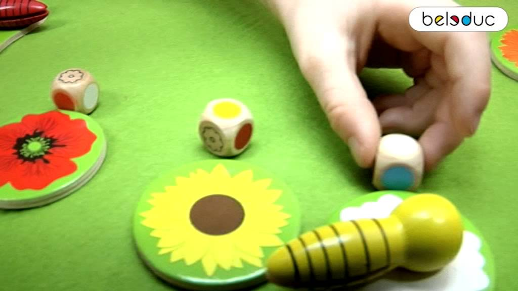 Развивающая игра Beleduc Бабочка Папилио 34 части