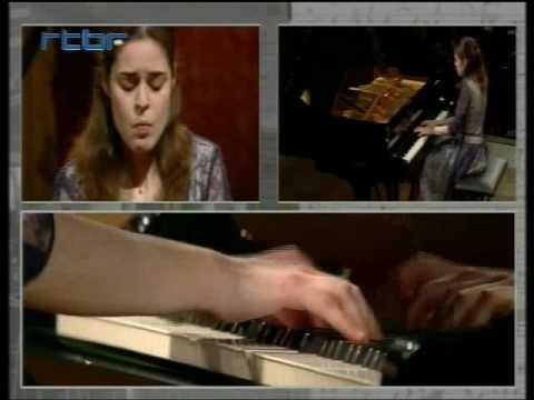 Zlata Chochieva plays Schumann Symphonic Etudes, Op13