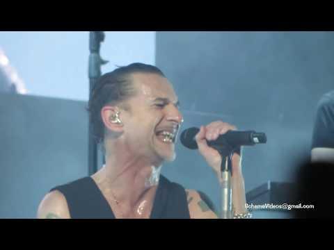 Depeche Mode - NEVER LET ME DOWN AGAIN - Moda Center, Portland - 10/23/17