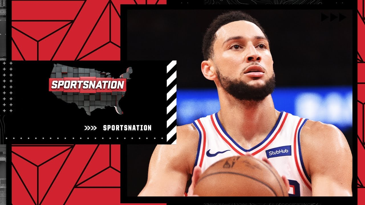 Did Ben Simmons' Game 7 performance ruin his trade value? | SportsNation