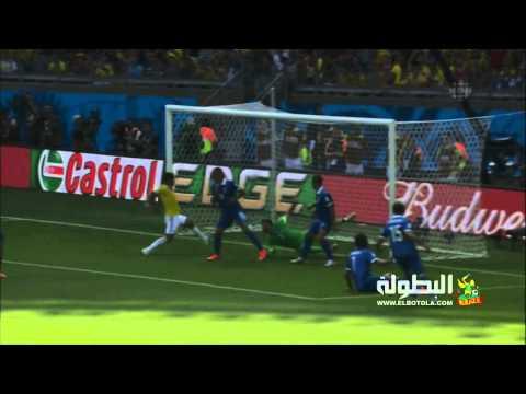 فيديو: ملخص (HD) : كولومبيا 3-0 اليونان ___ Colombia 3-0 Greece