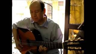 Chiều Tokyo Trịnh Đình Thi độc tấu guitar