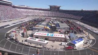 My trip to the races at The Bristol Motor Speedway Spring 2016