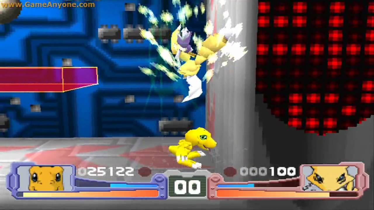 DIGIMON RUMBLE ARENA DOWNLOAD FREE