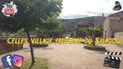 No Urbex :  Visite / Celles : un village fantôme au bord du Salagou
