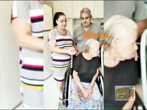 Mais uma cadeira de rodas - Heróis dos Lacres Ermelino Matarazzo
