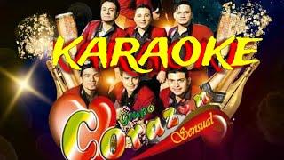 LA PAGARÁS CORAZÓN SENSUAL ~ Pista karaoke PRIMICIA 2018