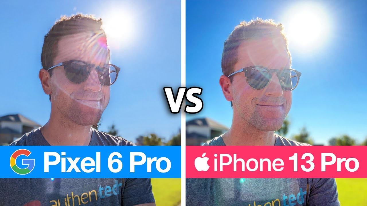 Download Pixel 6 Pro vs iPhone 13 Pro: Camera Comparison Test!