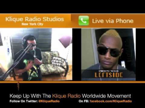 "KliqueRadio.com: Interviews Leftside aka Dr. Evil ""The Man Behind The Mohawk"""