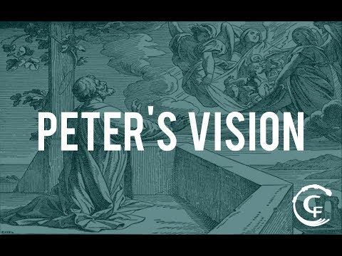 Peter's Vision Part 2 of 2: Does it Matter to God What We Eat?; Jerusalem Council