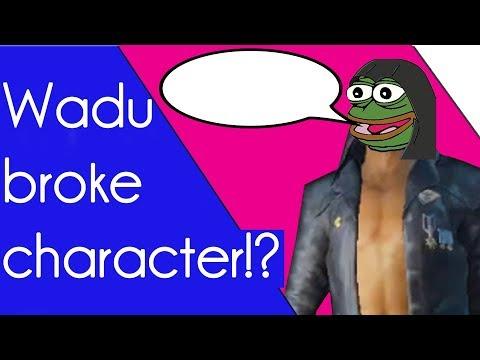 WADU HEK SPEAKS