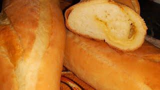 Батоны с Сыром Идеальный хлеб для ВСЕЙ СЕМЬИ