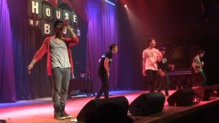Midnight Red - I Knew You Were Trouble (Pop Explosion San Diego)