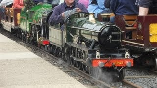 Stapleford Miniature Railway Steam Rally 08/06/2013