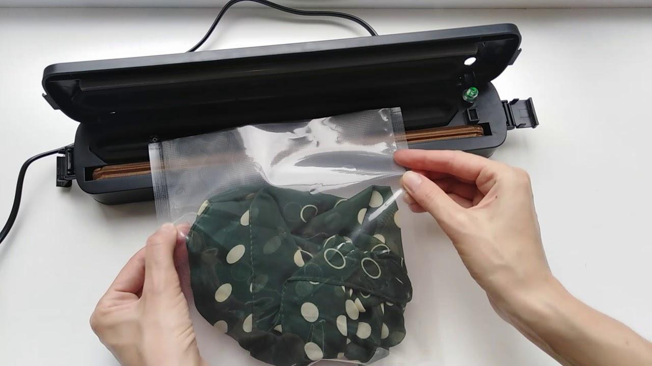 Вакуумный упаковщик touchvac видео инструкция tiande массажер для тела