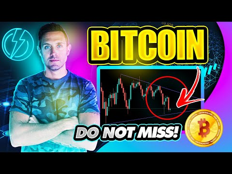 BITCOIN PRICE WARNING! (WATCH THIS BTC PATTERN RIGHT NOW!)
