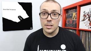 Ka - Honor Killed the Samurai ALBUM REVIEW