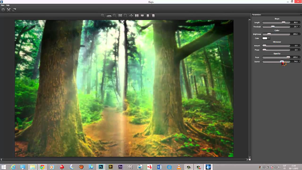 Create a Cinematic Look in Photoshop: Realistic Color Film ...