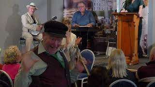 Percy French afternoon, Cavan County Museum, Ballyjamesduff, March 2020.