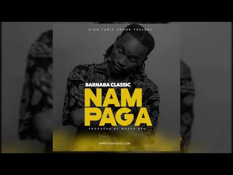BARNABA - NAMPAGA (OFFICIAL AUDIO)