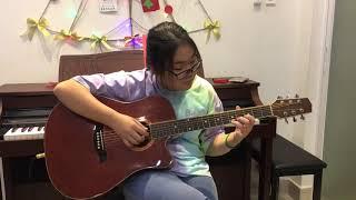 PROUND OF YOU    Guitar Học viên Minh Trang    Trung Tâm Âm Nhạc Vĩ Cầm