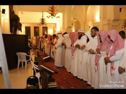 الشيخ خالد الجليل .جزء من ال عمران . sorat al imran coran