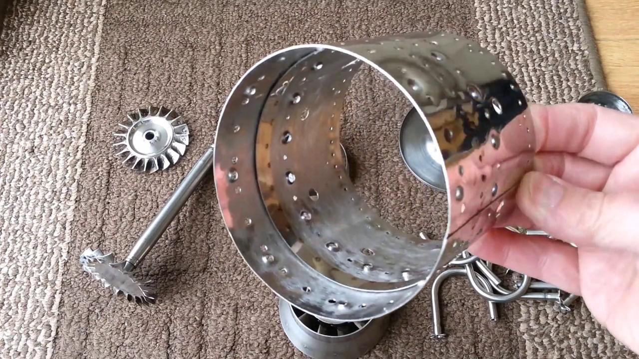 FD3/64 Gas Turbine Parts