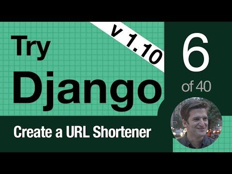 Try Django 1.10 - 6 of 40 - Github