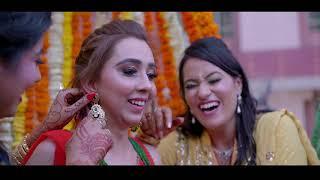 Mehandi & Hadi Promo   Kriti & Rajveer   YWS   2019