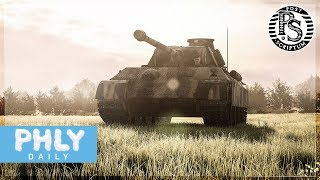 Post Scriptum - PANTHER Tank Gameplay | Full Round (Post Scriptum Tank Kills)