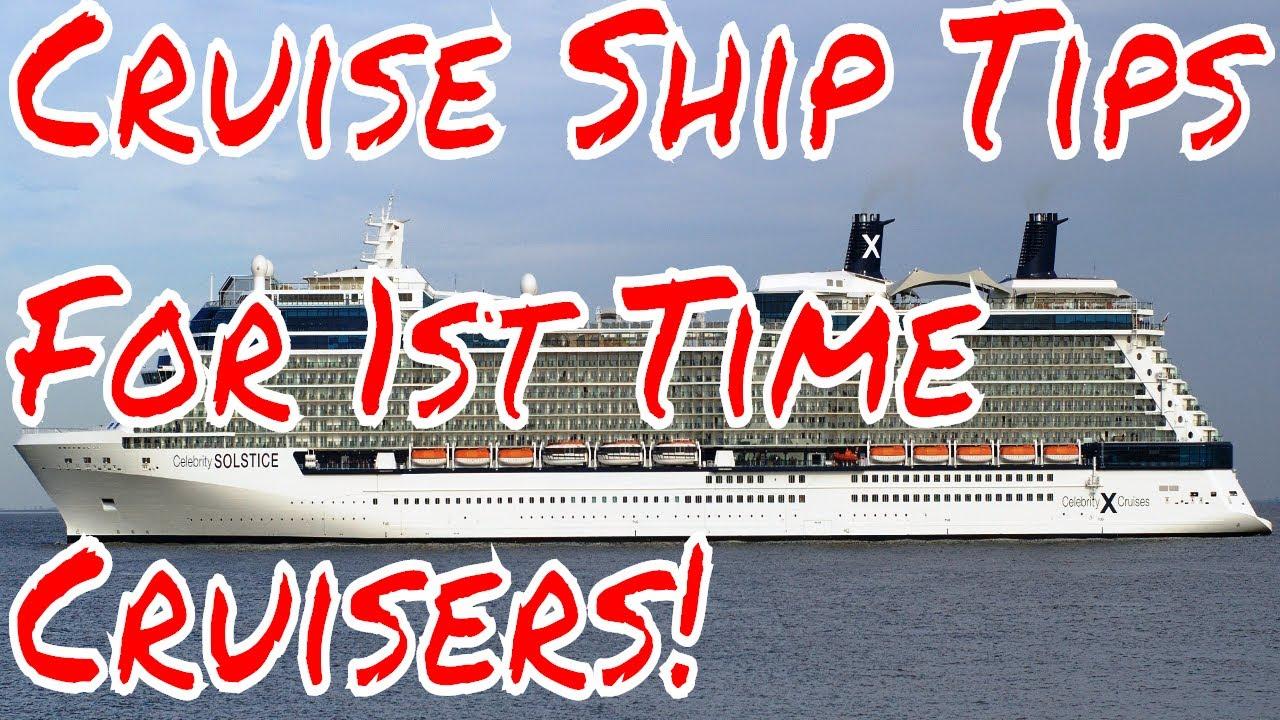Cruise Ship Tips for First Time Cruisers Carnival Norwegian Royal Caribbean  Princess MSC Cunard
