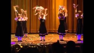 Tarantela Flor año 2007 iniciacion a la danza