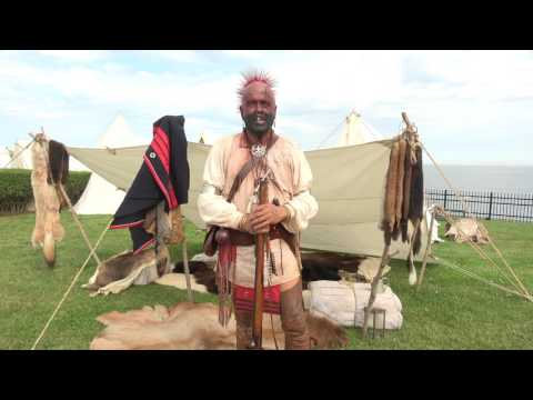 Fort Niagara French and Indian War 1759 part 1